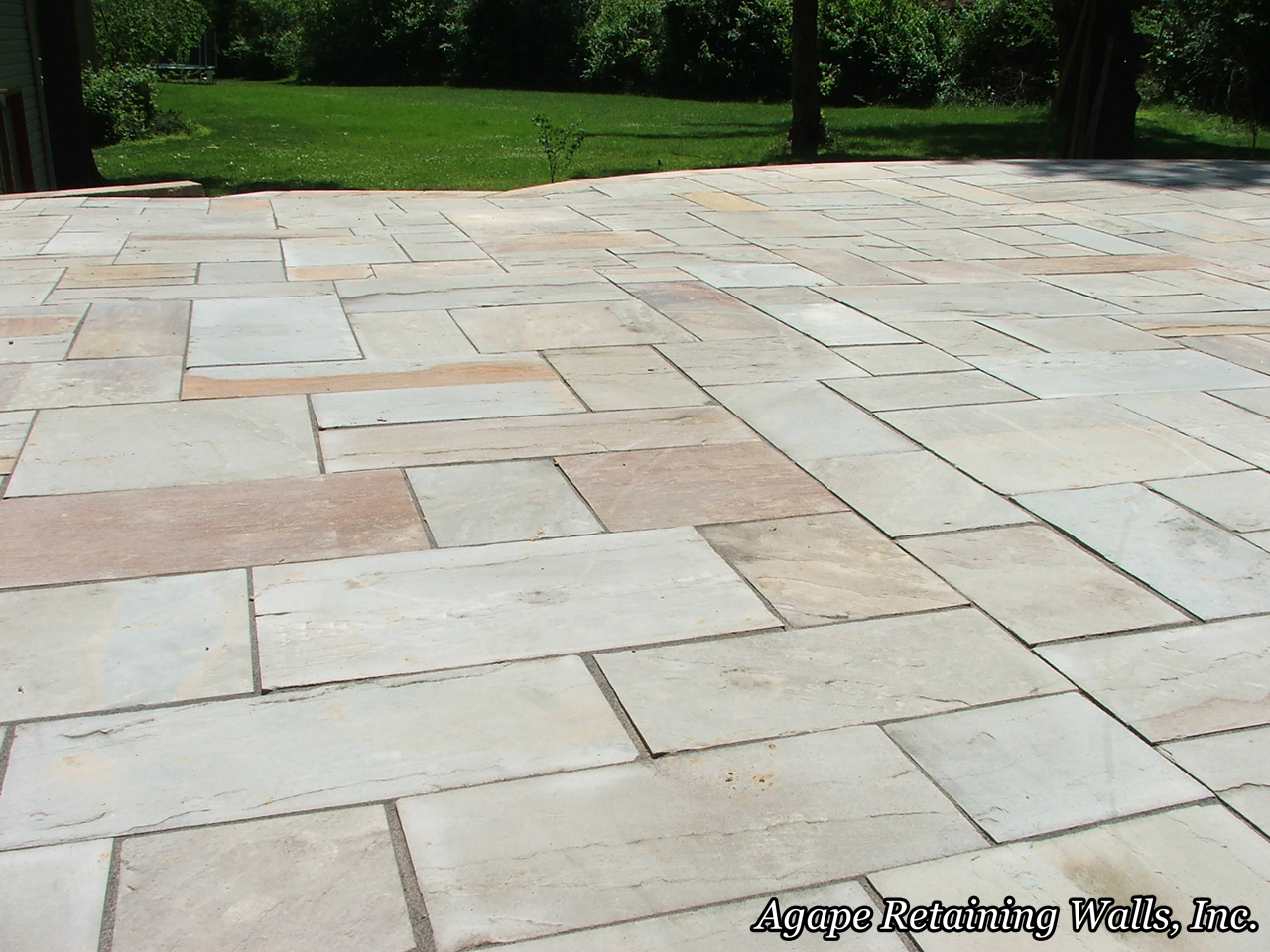 agape paver pictures, Patio/