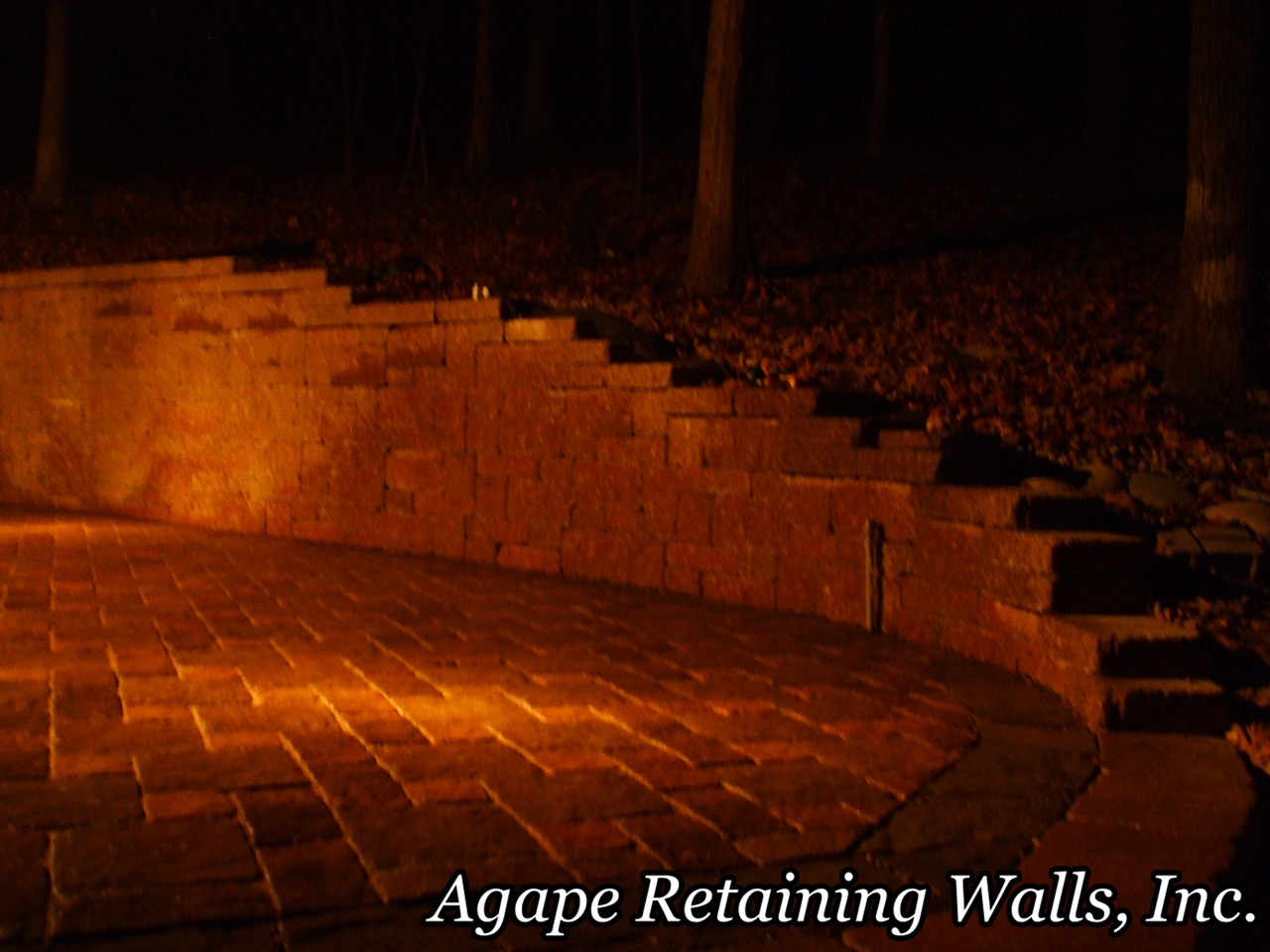 Agape Paver Pictures 8