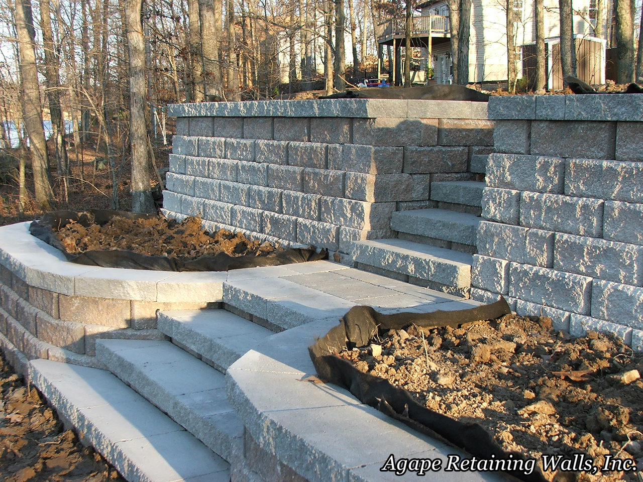 Design Of Retaining Walls Examples Bedroom and Living Room Image